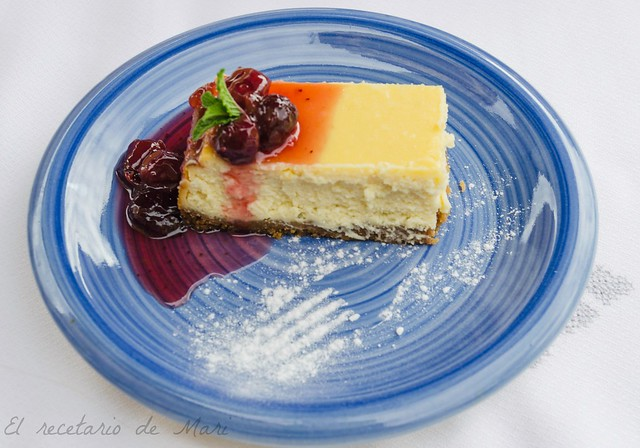 Tarta de queso New York 1