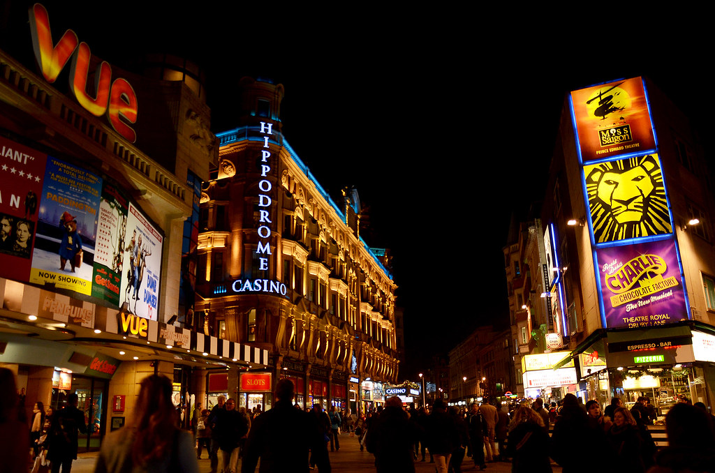 Leicester Square, Lond...