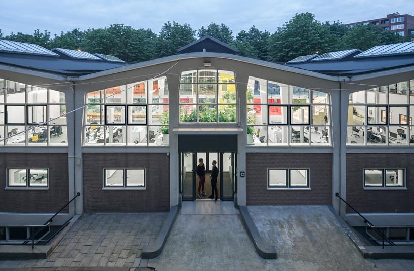 Штаб-квартира MVRDV в Роттердаме