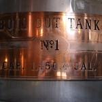Boil Out Tank #1