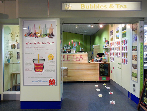 Bubbles & Tea, Stratford, London E15