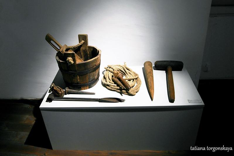 Старые инструменты