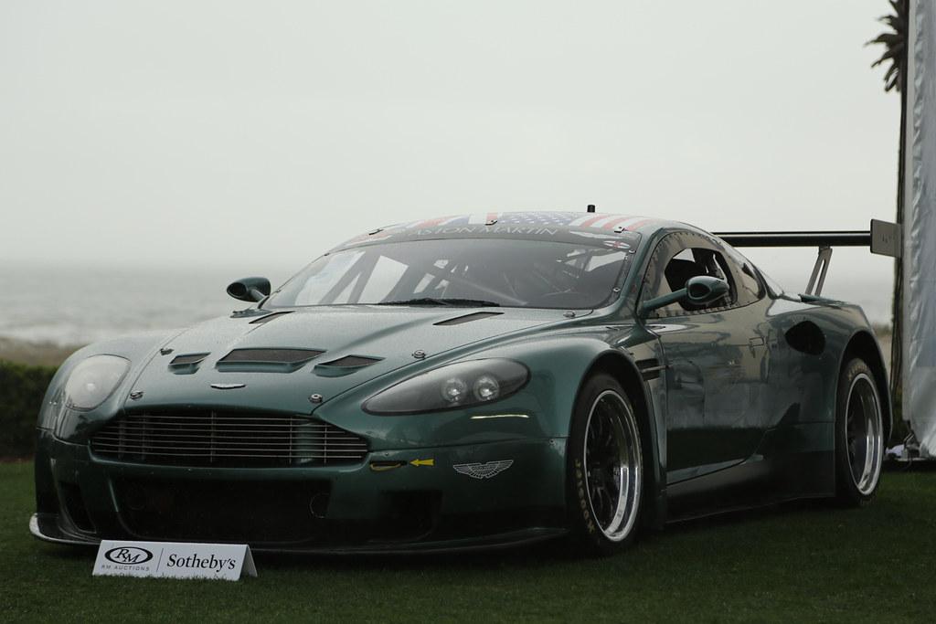 Aston Martin Dbrs9 2006 4 John Wiley Flickr