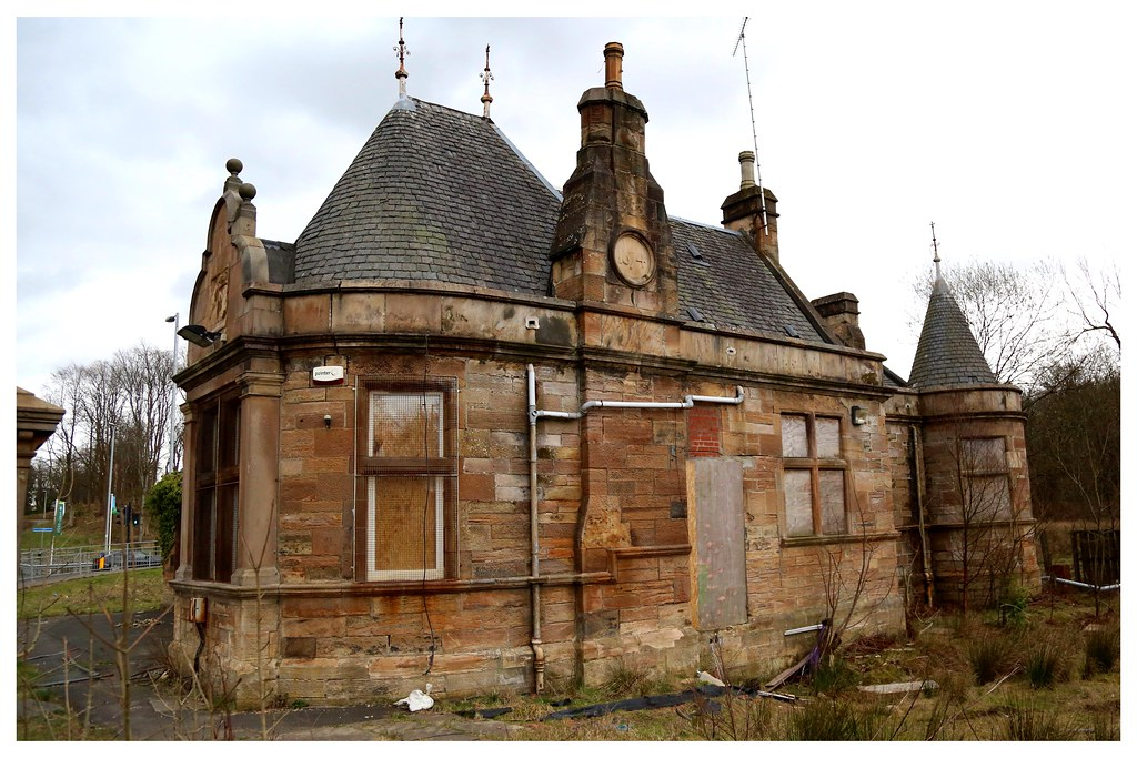 Listed Buildings In Glasgow Map
