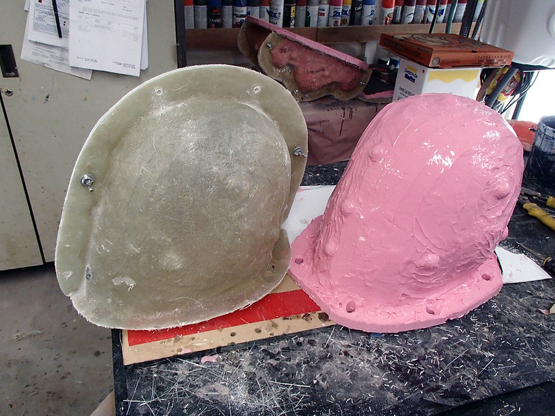 Mothermold and Jacket Mold