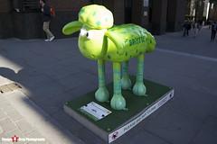SHEEP SHAPE & BRISTOL FASHION No.21 - Shaun The Sheep - Shaun in the City - London - 150512 - Steven Gray - IMG_0397