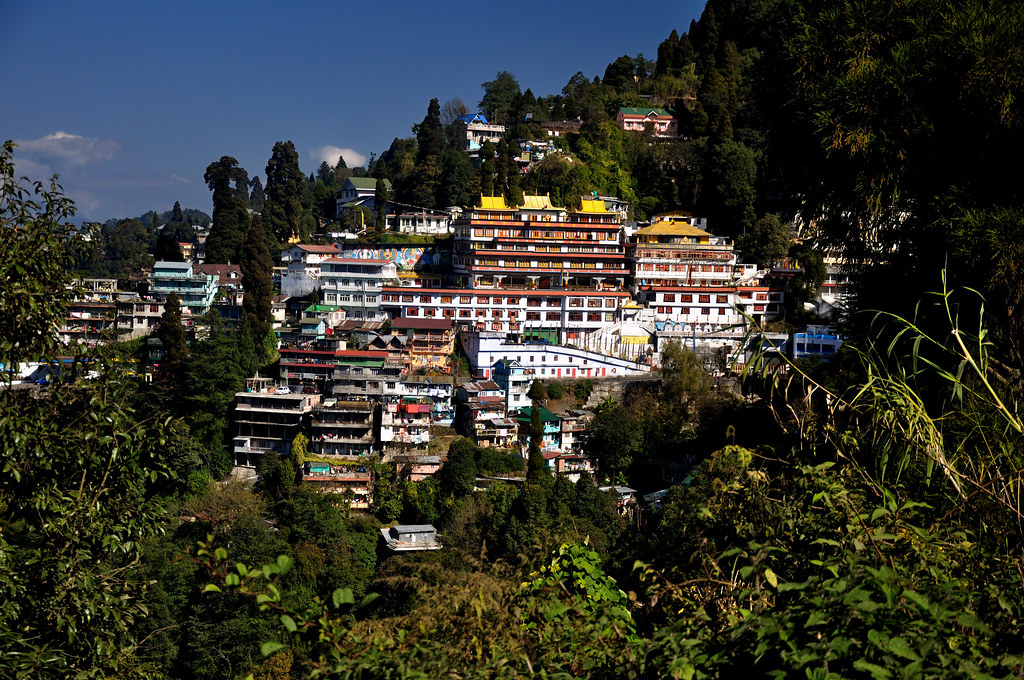 Dali Monastery Druk Thubten Sangag Choling Or Dali Monast Flickr