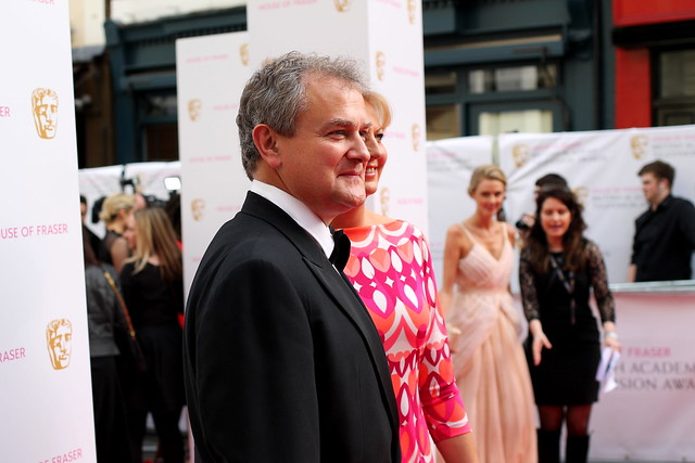BAFTA Red Carpet 2015 (39)