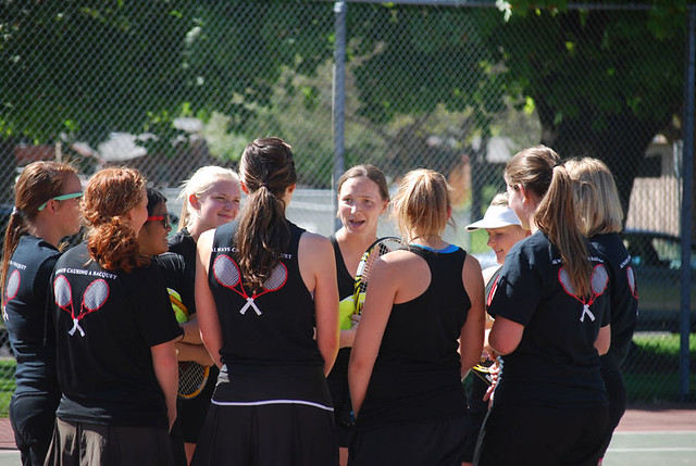 SPORTS - Tennis Pep talk - 05142015