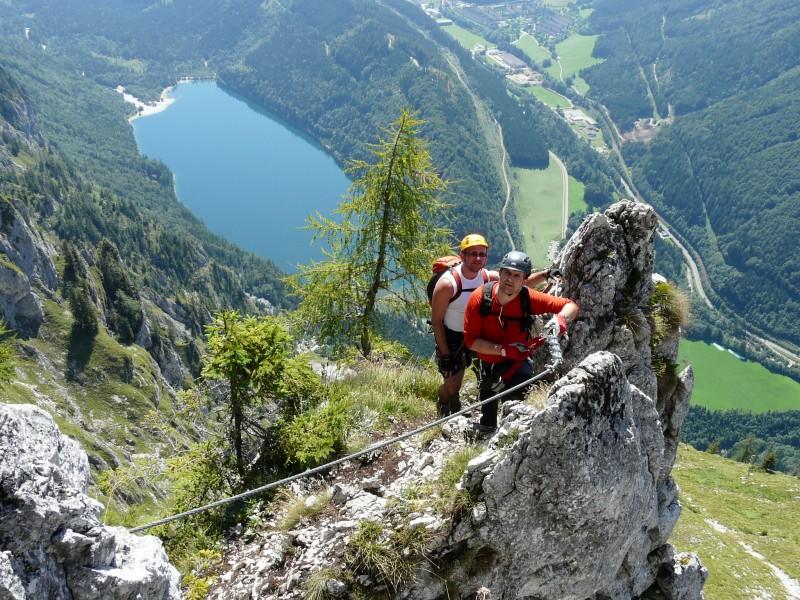 Franz Josef Klettersteig : Kaiser franz josef klettersteig  alpenverein