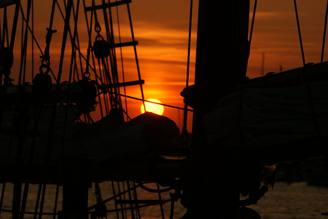 Sonnenuntergang 24.7.2016 045