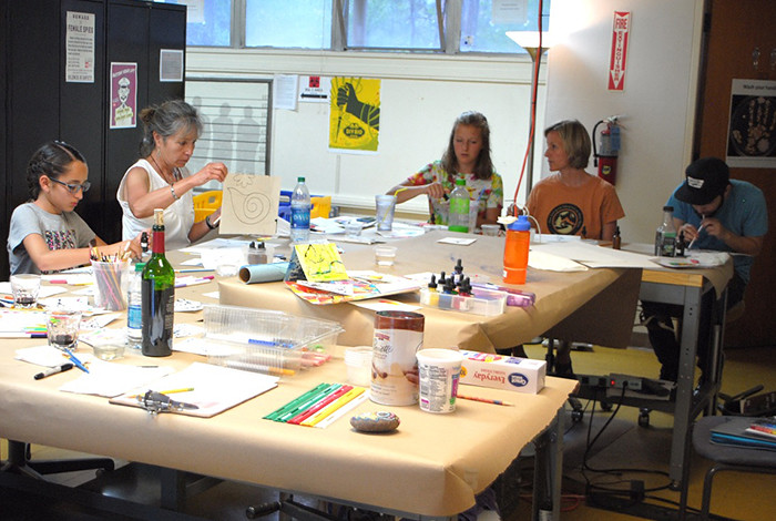 "Los Alamos Makers is ""a scientific playground for all ages."""