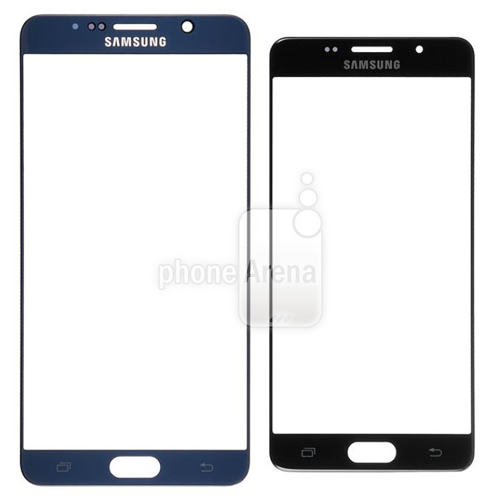 Confusing Samsung Galaxy S7 front panel light