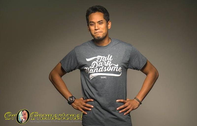 Khairy Jamaluddin - Tall Dark Handsome