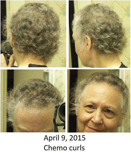 how to grow hair back after chemo