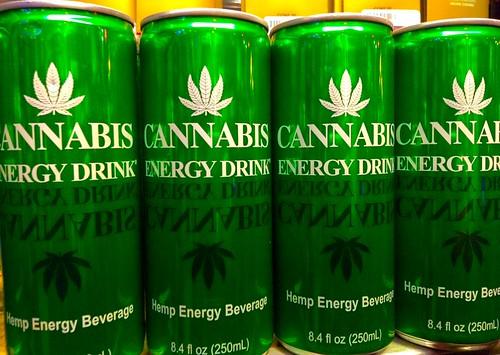 Cannis Energy Drink In Alberta