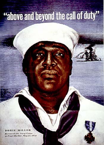 World War II Poster - African American