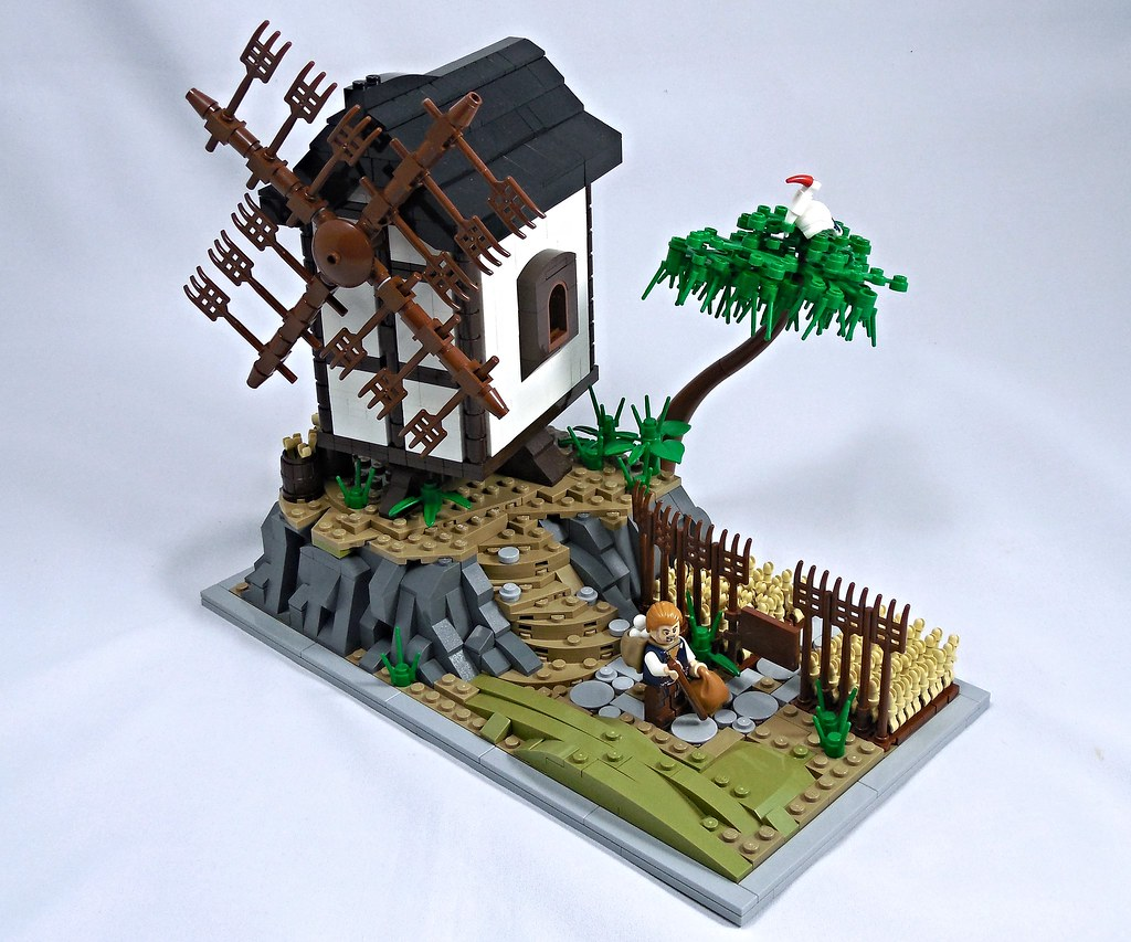 Windmill - Letranger Absurde