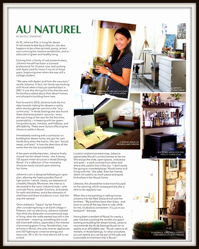 MY Nuvali Home Write Up Oct2013 | by manilarat