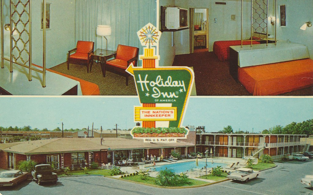 Holiday Inn Southwest - Montgomery, Alabama