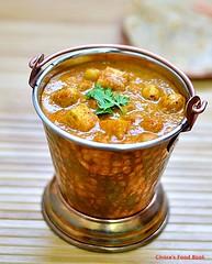 Paneer Phool makhana gravy