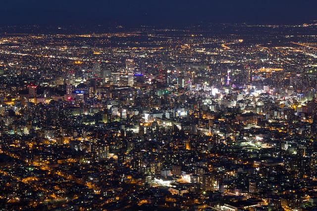 Heart of Sapporo / 札幌中心部