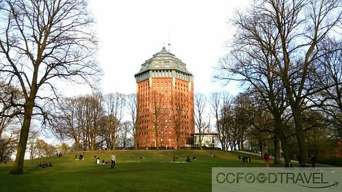 Hotel Hamburg Movenpick Waberturm