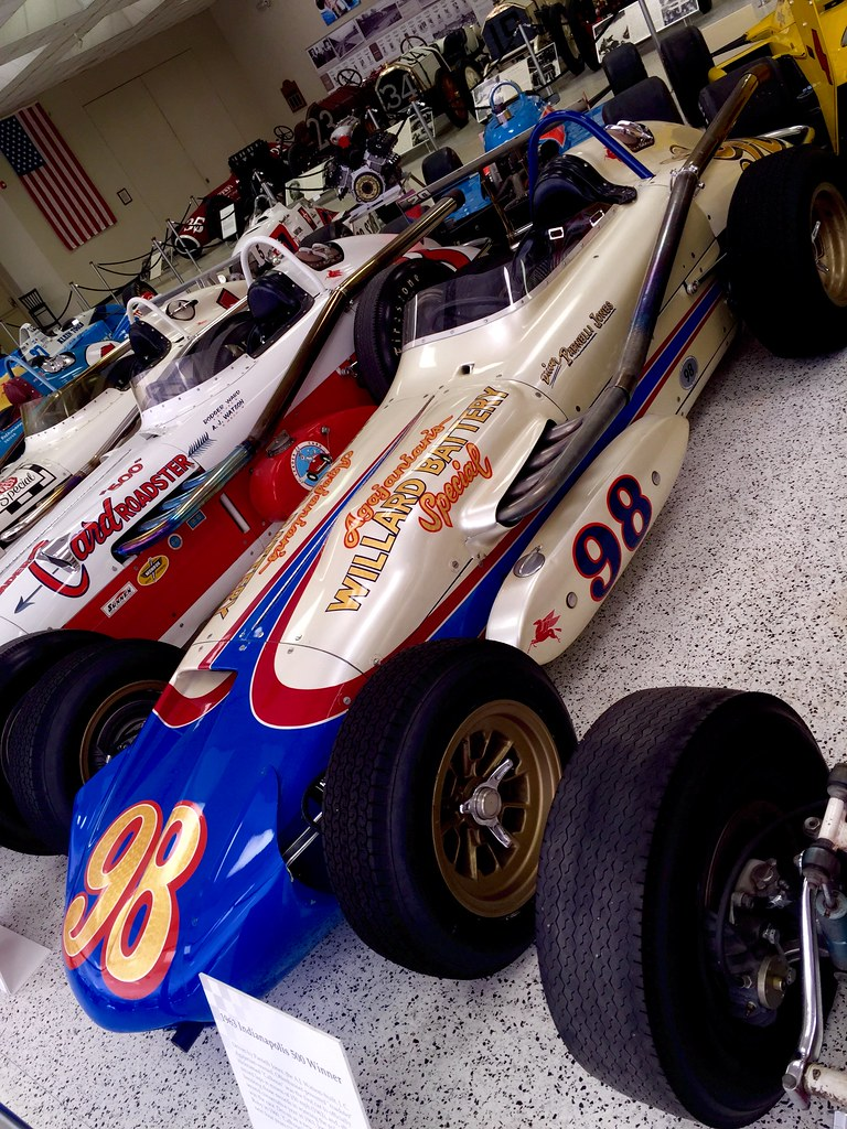 Indianapolis Motor Speedway Museum 2015