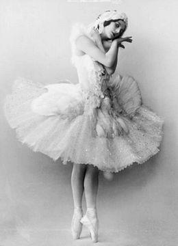 Wikipedia_アンナ・パブロワ(『瀕死の白鳥』のアンナ・パブロワ)