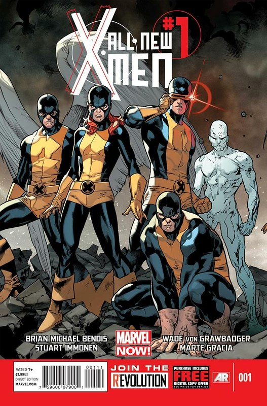 Marvel NOW! All New X-Men 1