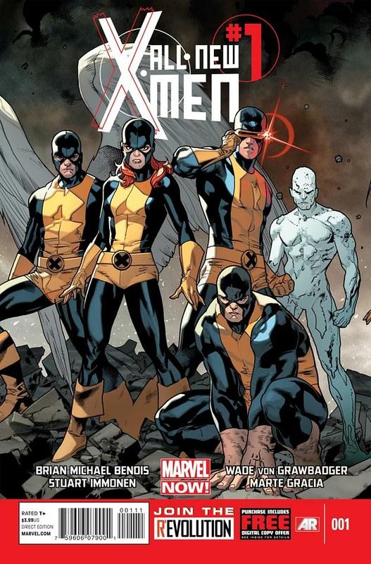 Marvel NOW! All New X-Men 1