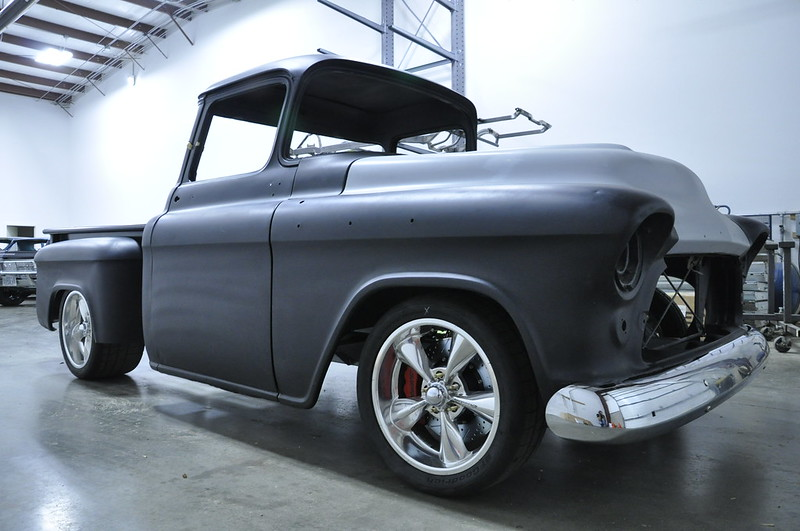 1955 1959 series 2 gmc chevy pickup truck chassis schwartz rh schwartzperformance com 55 Chevy Truck Restoration Parts 55 59 Chevy Panel Truck