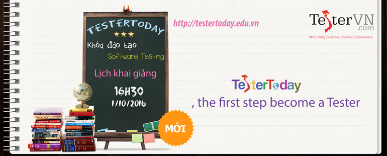 TesterToday Academy