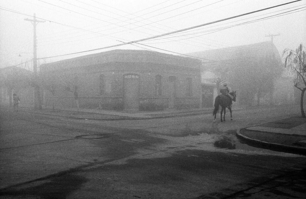 Barrio Vivaceta, Santiago 1988 -6 | by Marcelo  Montecino