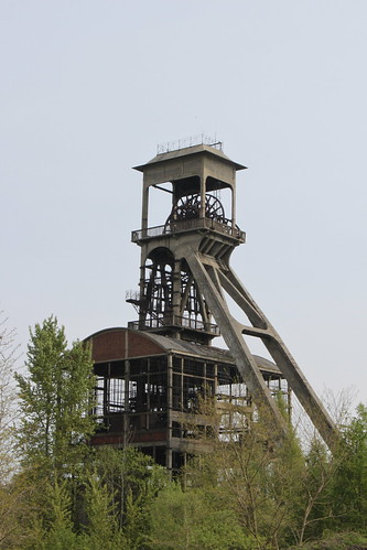 mine shaft at Connecterra