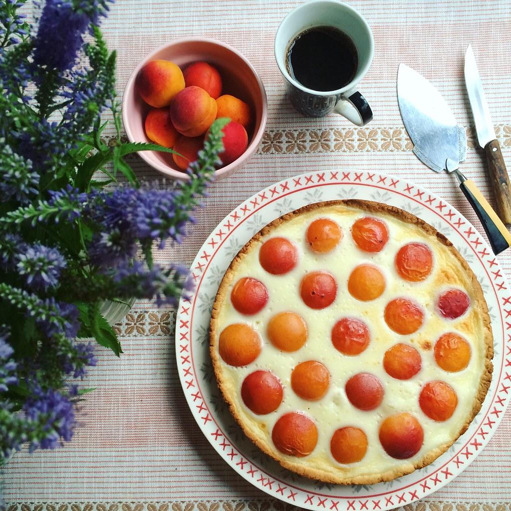 пирог на завтрак