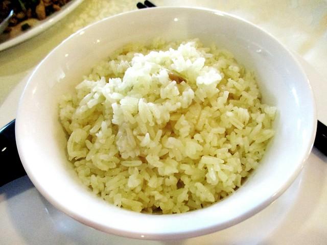 Flavours chicken rice