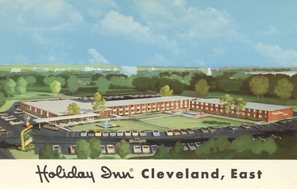Holiday Inn East - Cleveland, Ohio