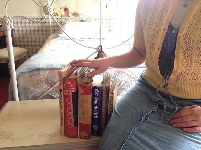 Cassie's Hope Chest Series // Cookbooks