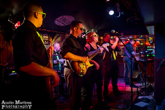 J.A.B at Shady Katie's May 8, 2015