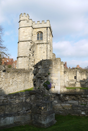 The Alnwick Tower