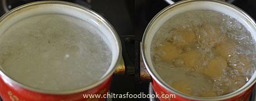 Dal baati recipe