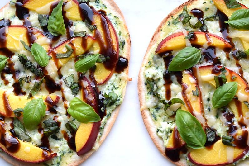 Nektarinpizza