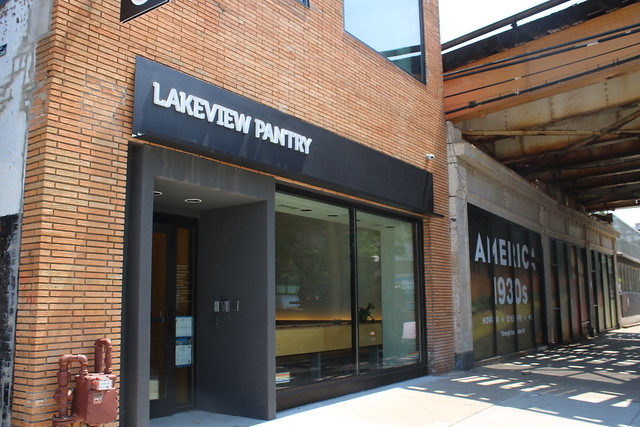 Lakeview Pantry New Location