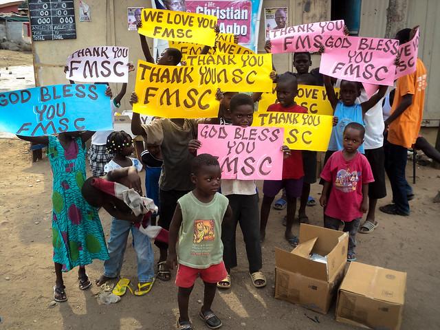 Africa Christian love