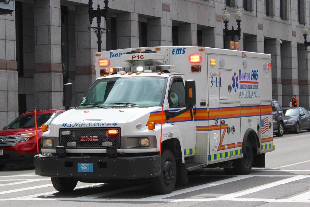 Boston EMS Renews Contract with Braun Ambulances