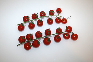 03 - Zutat Kirschtomaten / Ingredient cherry tomatoes