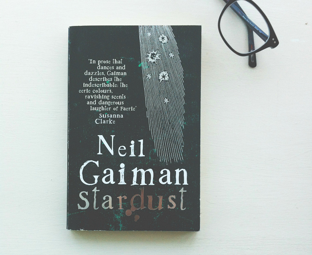 neil gaiman book haul
