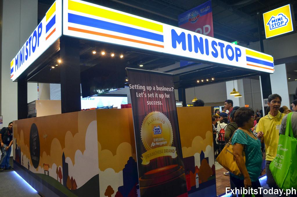 7-Eleven Exhibit Booth