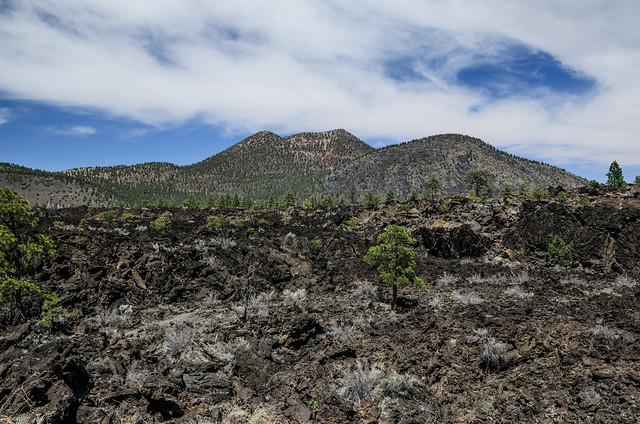 Exposed : Nasa Apollo Moon landing location at bonito lava flow 16560896233_5e0ae14360_z
